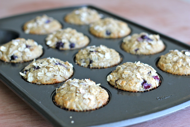 Oatmeal Muffins With Raisins, Dates, And Walnuts Recipes — Dishmaps
