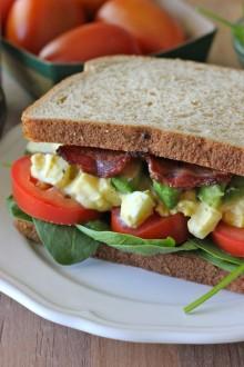 Egg Salad BLTA
