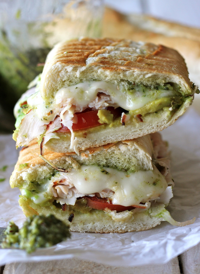 Leftover Thanksgiving Turkey Pesto from Damn Delicious | 10 Best Thanksgiving Leftover Ideas