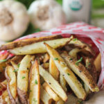 Garlic Truffle Fries
