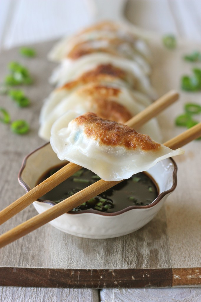 Shrimp Dumplings - Homemade dumplings are easier to make than you ...