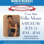 World Market Event 7/13