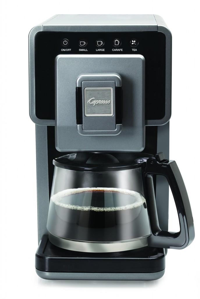 Capresso Coffee à la Carte Giveaway!