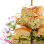 Skinny Egg Salad Sliders