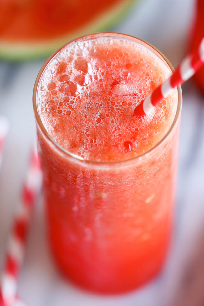 Watermelon Slush -  Delicious