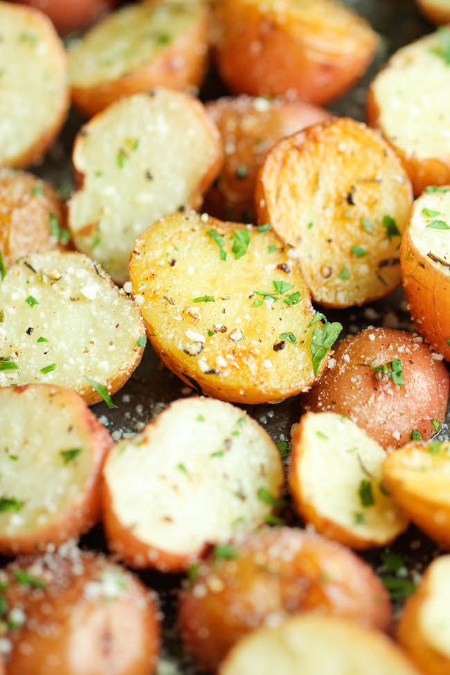 Baby red bliss potato recipes