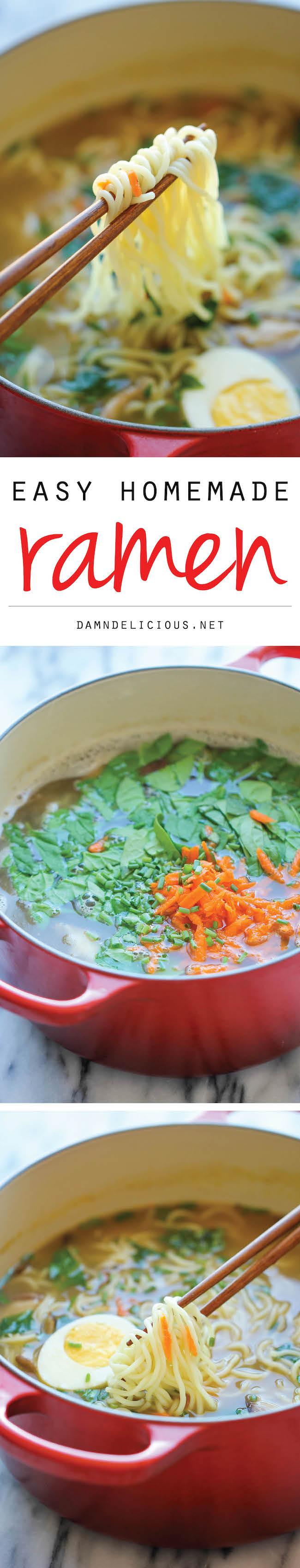 vegetarian ramen quick recipe you Easy easiest less ramen Homemade in Ramen The will ever   make