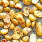 Garlic Ranch Potatoes