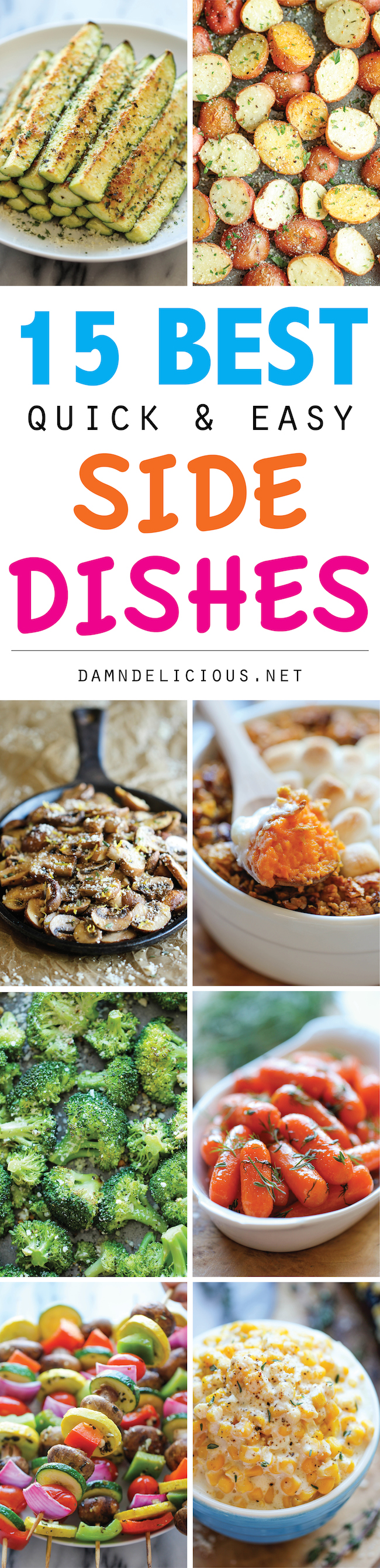 Side dishes recipes easy