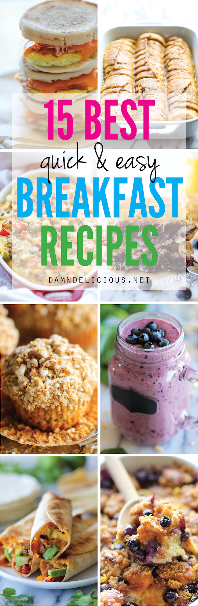 French easy quick recipes