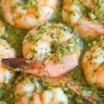Easy Chimichurri Shrimp