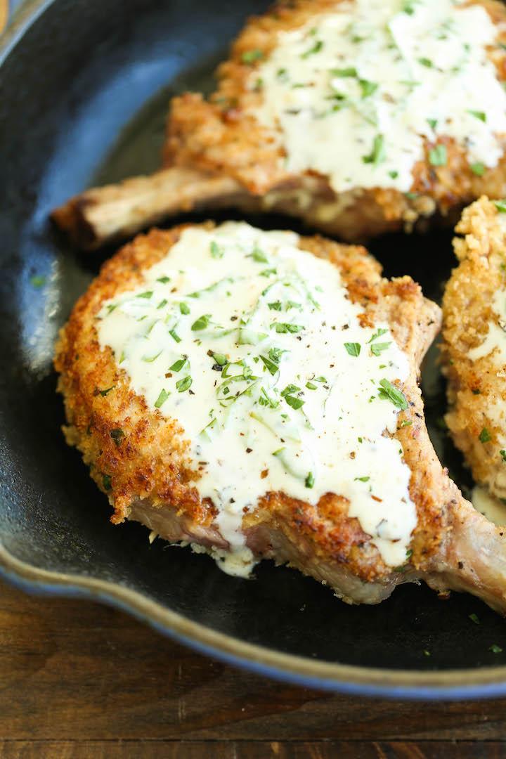 Most delicious pork chop recipe