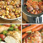 10 One Pan Chicken Recipes