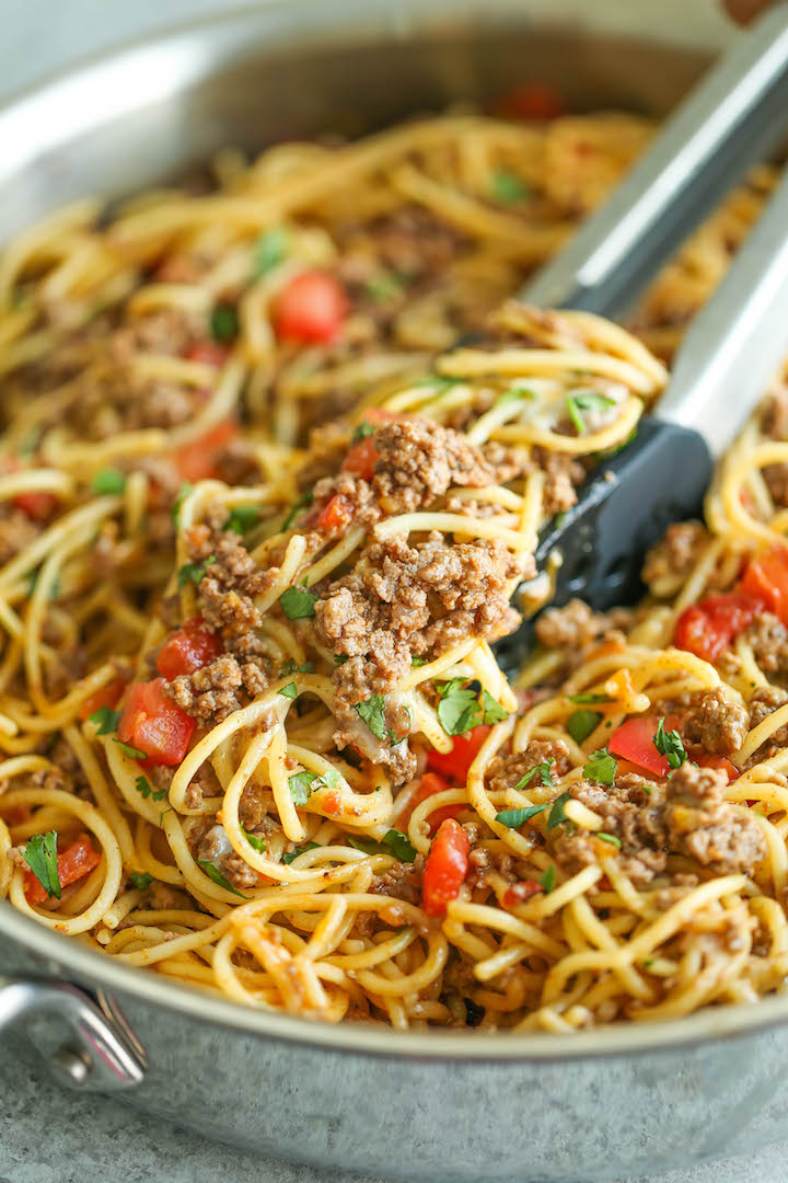 Ground beef recipes that are easy