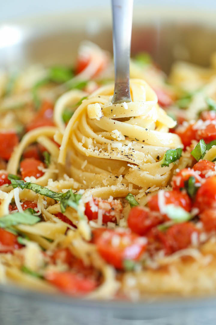 Chicken and fresh basil pasta recipes