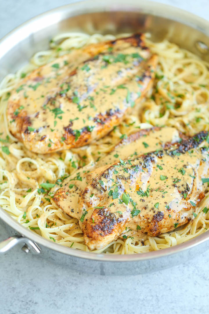 Homemade chicken recipes dinner