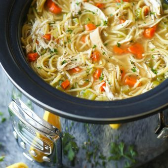 Slower cooker chicken soup recipes